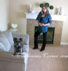 review coldwater creekblue tunic katherines corner