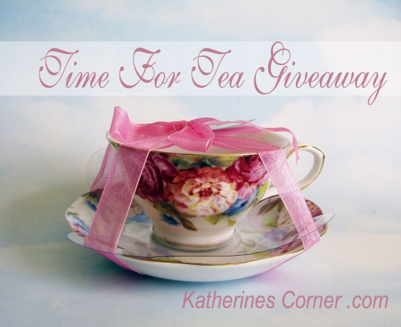 time for tea katherines corner