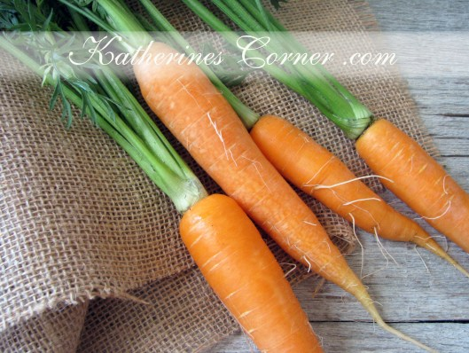 fresh carrots food photo