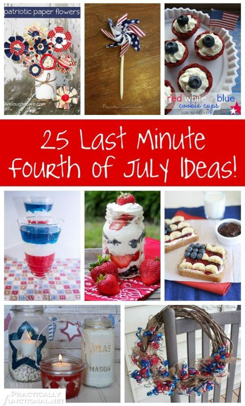 fourth of July entertaining ideas