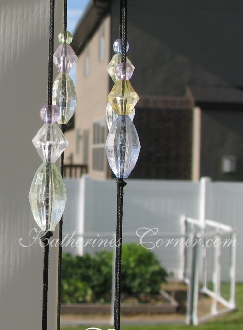 wind chime crystals
