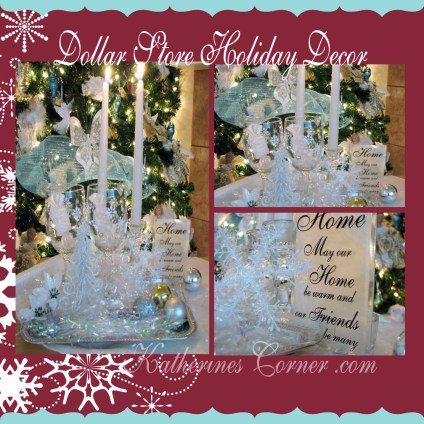 affordable holiday home decor