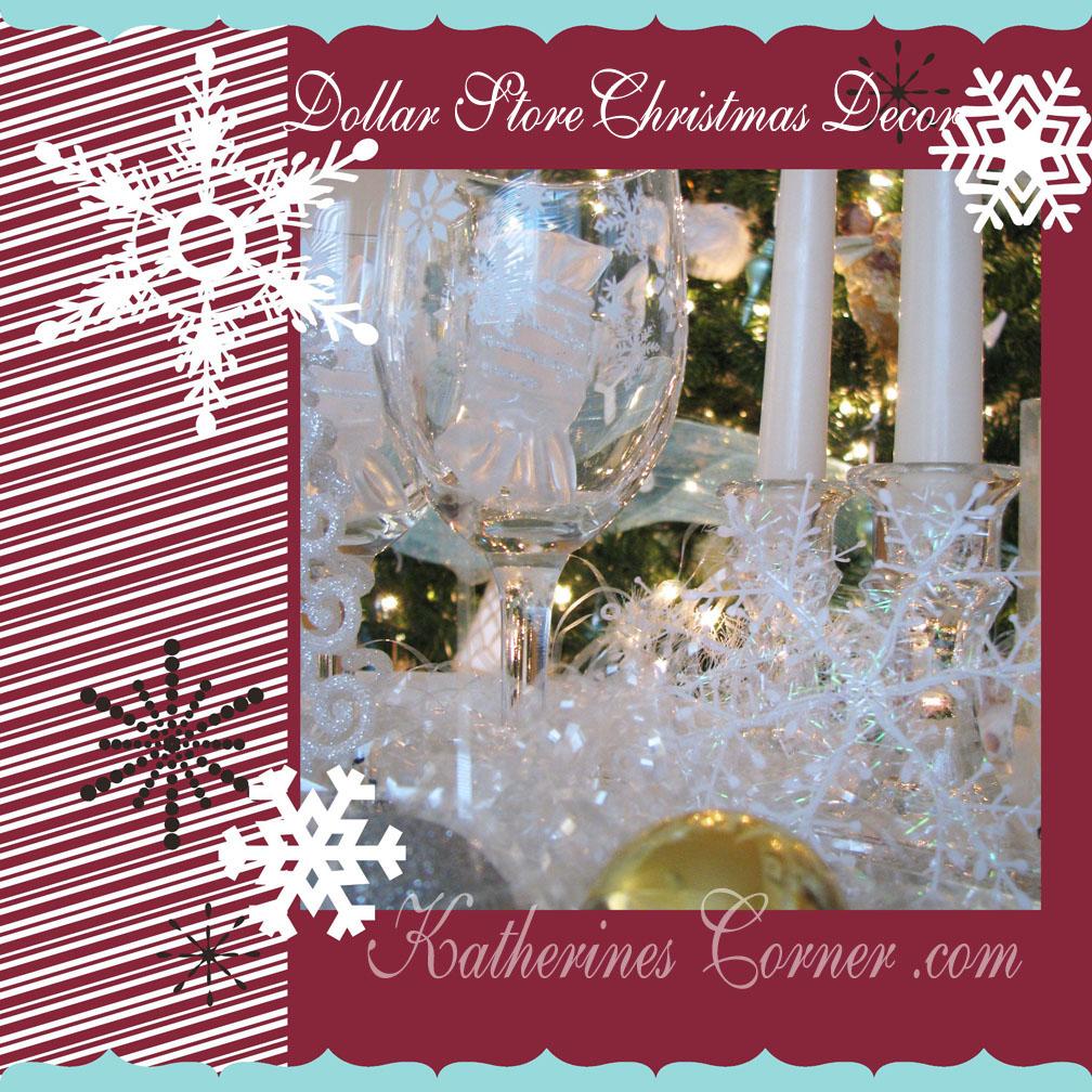 Dollar Tree Christmas Decor And Gift Ideas: Dollar Tree Christmas Decor