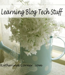 learning blog technical stuff