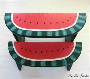 watermelon step stool 4