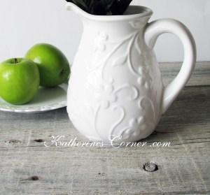 little white pitcher 2