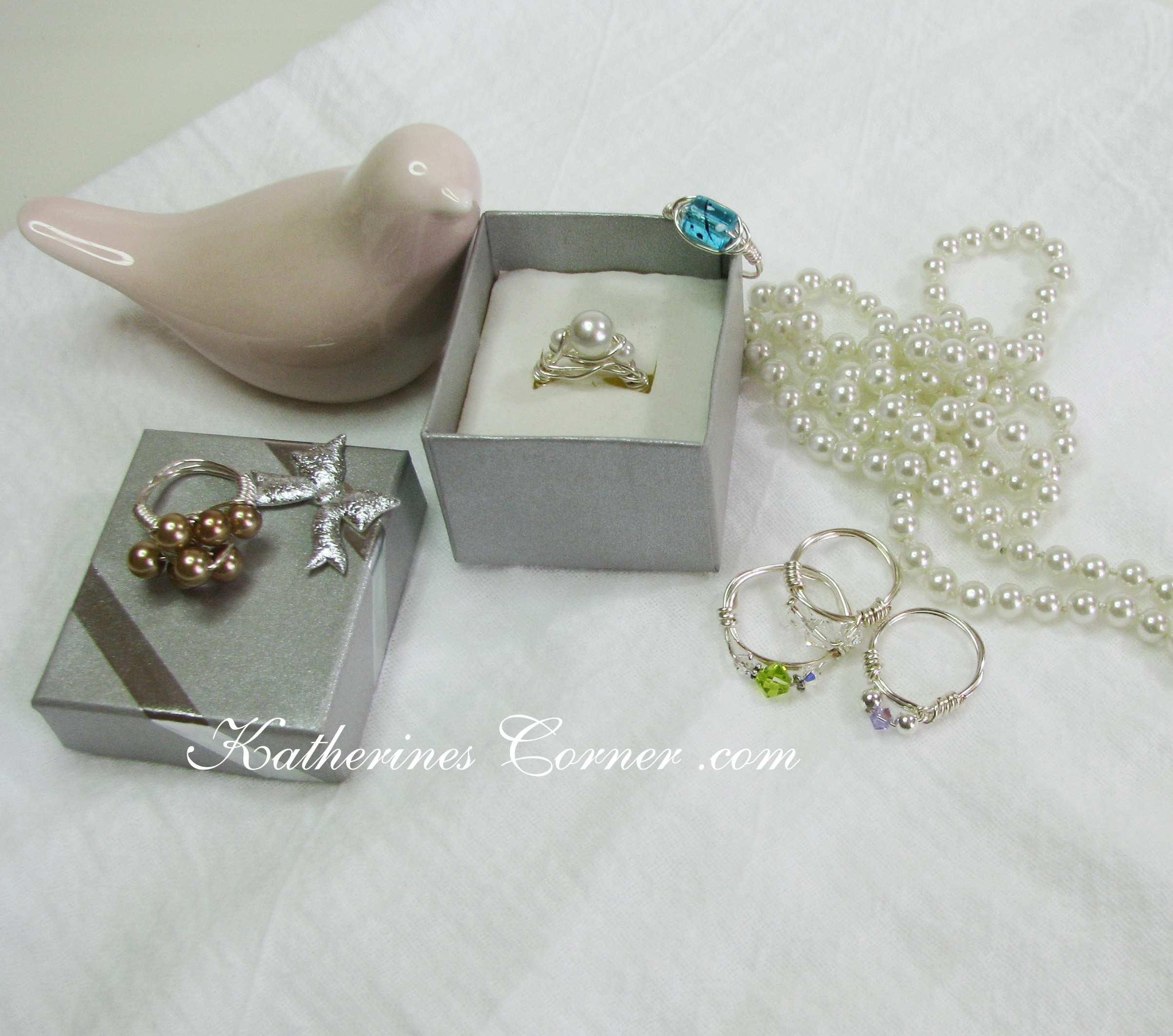 Unusual Wire Wrapped Pearl Ring Photos - Electrical and Wiring ...