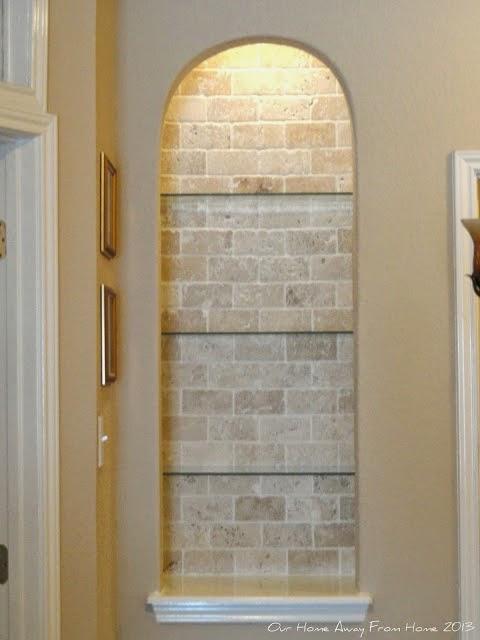 hallway alcove