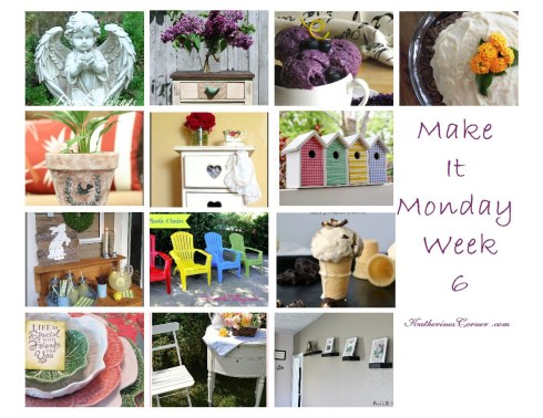 make it monday week six
