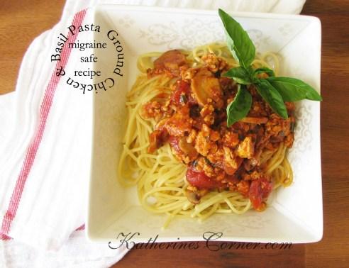 migraine safe chicken recipe Katherines Corner