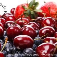 Migraine Safe Foods