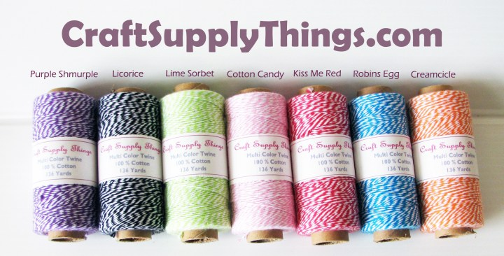 bloggers favorite bakers twine