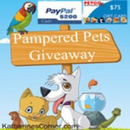 Pampered Pets Giveaway