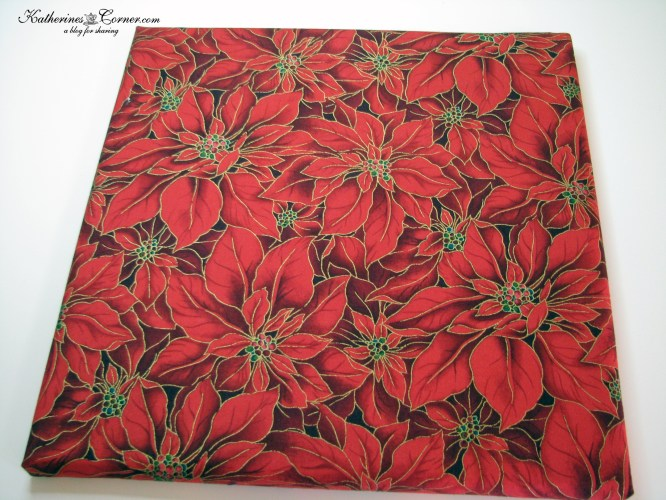 poinsettia craft 3