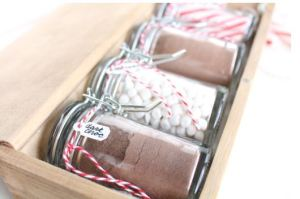 sugar and cloth hot chocolate gift box