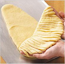 santa claus bread step 3