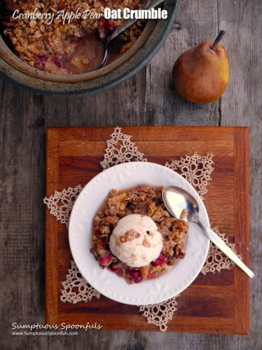 Cranberry-Apple-Pear-Oat-Crumble