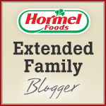 Hormel Blogger Badge