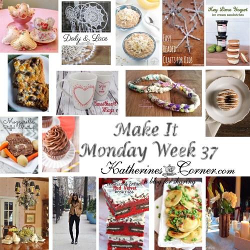 make it monday week thirty seven