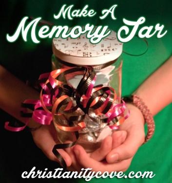 memory jar craft