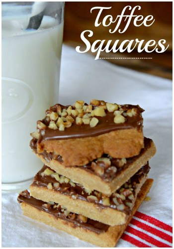 toffee-squares