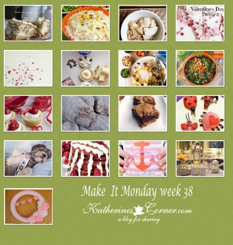 make it monday week thirty eight