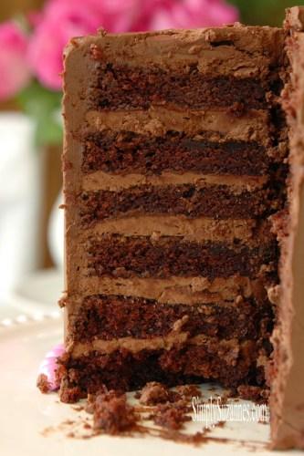delicious chocolate cake recipe
