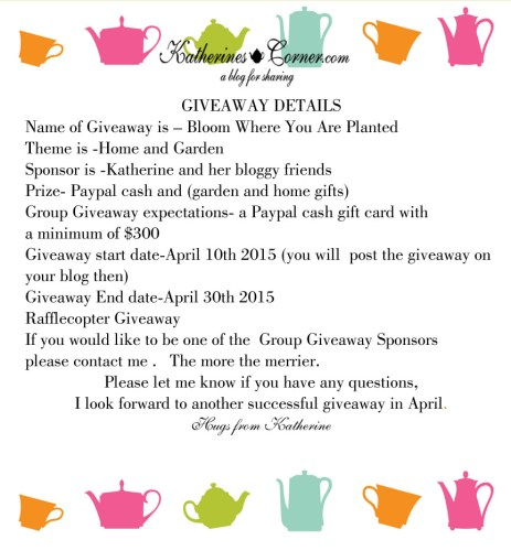 giveaway invitation