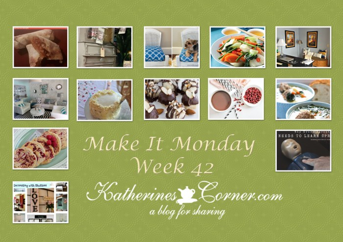 make it monday week forty two
