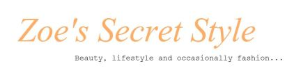 zoes secret style