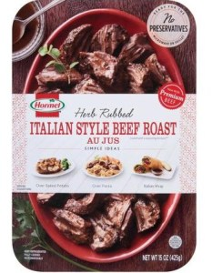 Hormel Italian Roast Beef