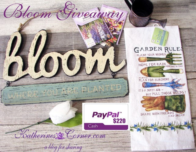 bloom- giveaway- katherines corner