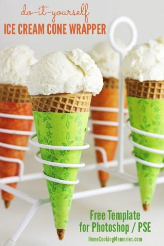 DIY-Ice-Cream-Cone-Wrapper-