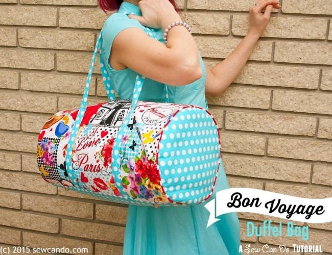 Bon Voyage Duffle Bag