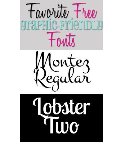 blog fonts