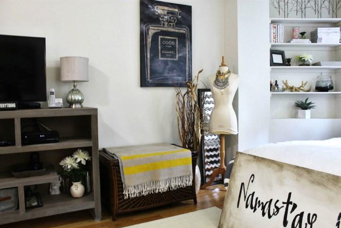 elegant small space