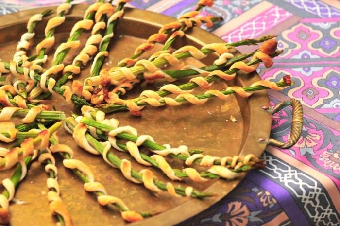 asparagus appretizers