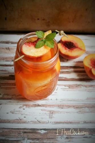 Perfect Peach Southern Tea