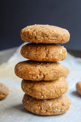 Grain-Free-Ginger-Cookies