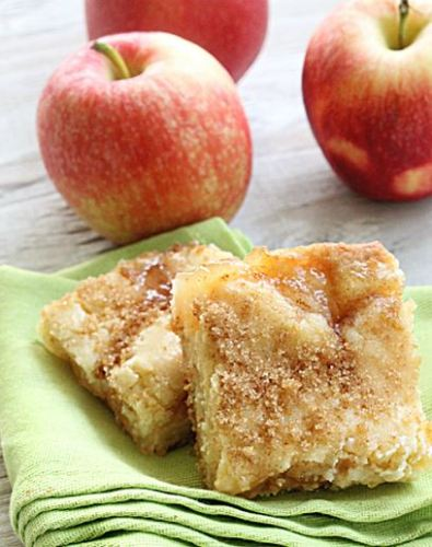 apple pie sugar cookies