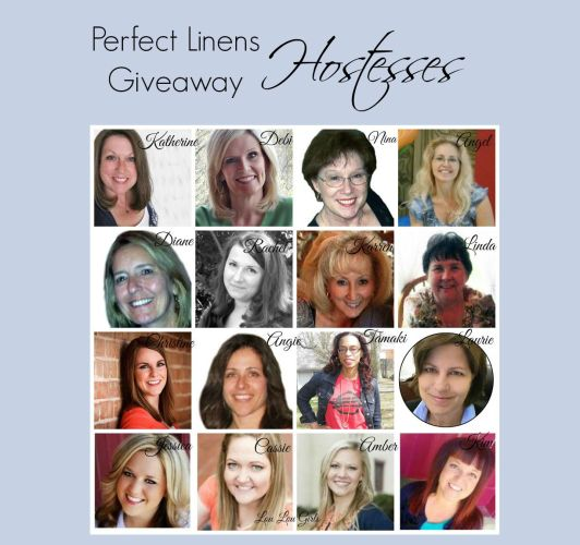 perfect linens giveaway hostesses