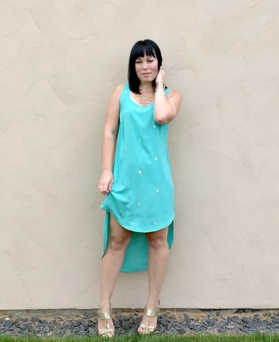 simple tunic dress diy