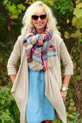 scarf of the season