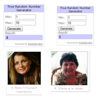 magazine challenge winners