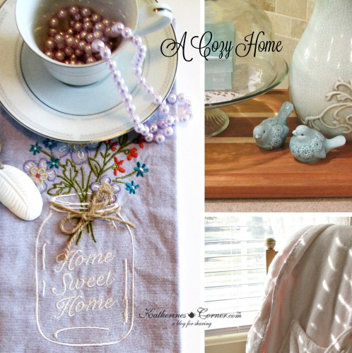home sweet home how to create a cozy home