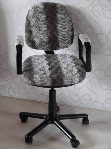make your office fab with this diy chair makeover