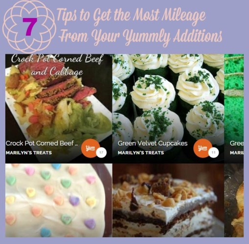 7 tips for getting the most out of your yummly account