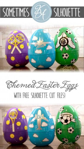 diy theme easter eggs