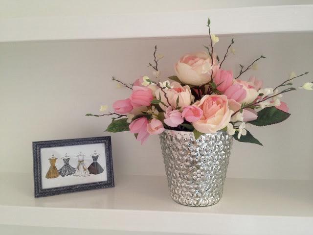 diy floral arrangement