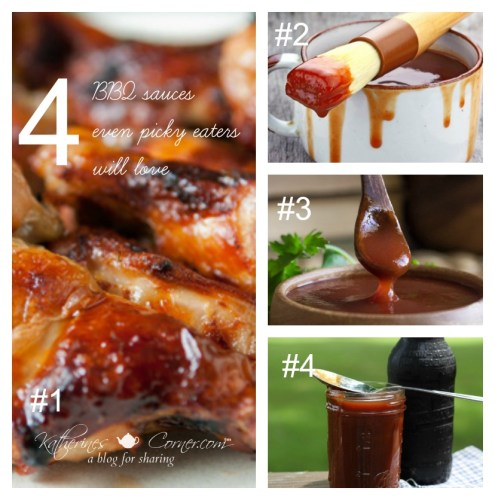 4 bbq sauces even picky eaters will love